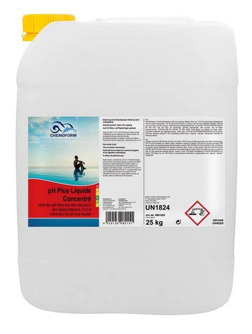 CHEMOFORM pH-Plus flüssig