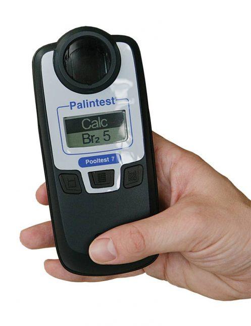 Pooltest 7 Digitalphotometer