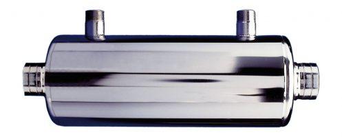 Schwimmbadwärmetauscher HWT 65 aus V4A