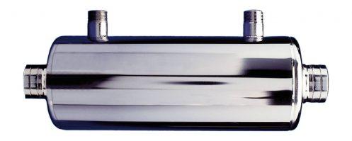 Schwimmbadwärmetauscher HWT 122 aus V4A