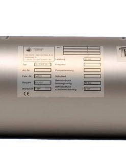 Schwimmbadwärmetauscher TWT 65 aus Titan