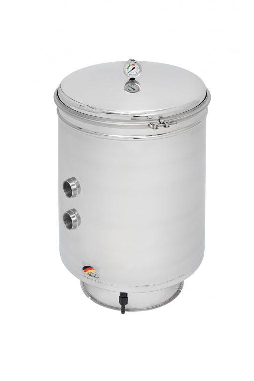 Behncke Edelstahl Mehrschichten-Filterbehälter 2010^2 mm