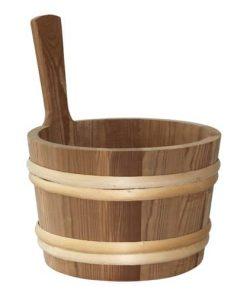 Sauna-Kübel 6 l