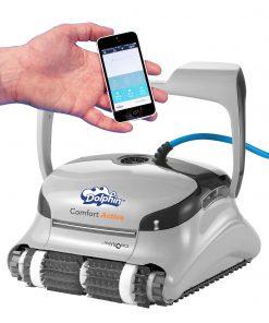 Maytronics Dolphin Comfort ACTIVE Cleaner Wonderbrush Bild 1
