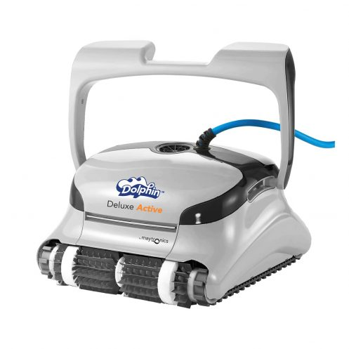 Maytronics Dolphin Deluxe ACTIVE Cleaner Wonderbrush Bild 1