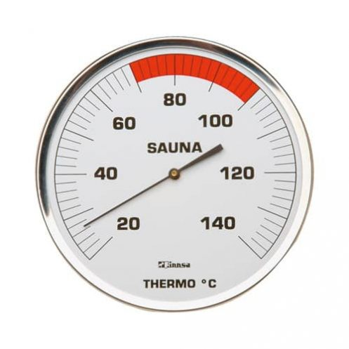 Sauna-Thermometer 130 mm -Klassik-