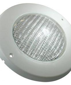 LED Unterwasserscheinwerfer weiß mit Fernbedienung 15   W/12 V komplett