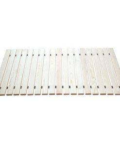 Holzmatte 100 x 60 cm - Kiefer