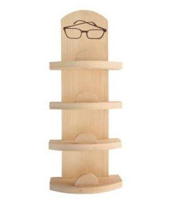 Brillenablage Spezial - 4 Brillen