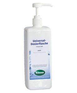 Universal-Dosierflasche 1 l mit Pumpe