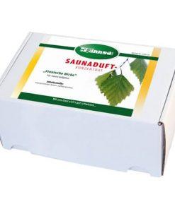 24 x Saunaduft 15 ml / Finnische Birke