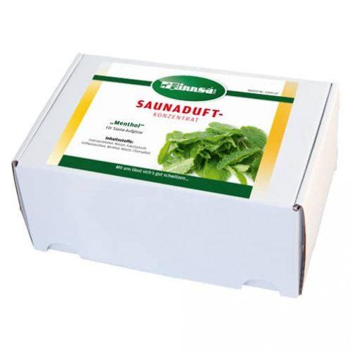 24 x Saunaduft 15 ml / Menthol