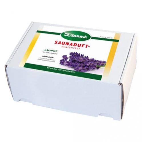 24 x Saunaduft 15 ml / Lavendel
