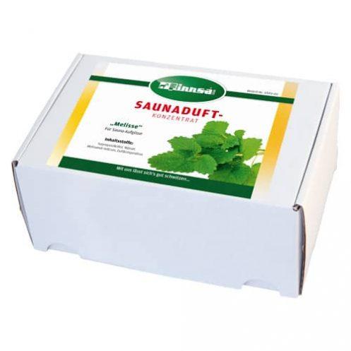 24 x Saunaduft 15 ml / Melisse