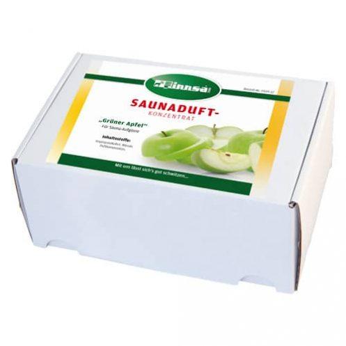 24 x Saunaduft 15 ml / Grüner Apfel