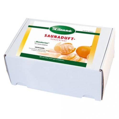 24 x Saunaduft 15 ml / Mandarine