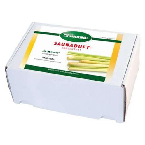 24 x Saunaduft 15 ml / Lemongras