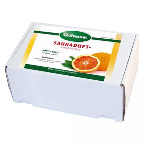 24 x Saunaduft 15 ml / Blutorange