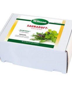 24 x Saunaduft 15 ml / Bergkräuter