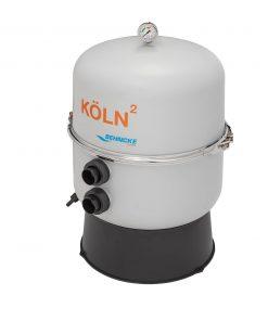 Behncke KÖLN2 Filterbehälter mm