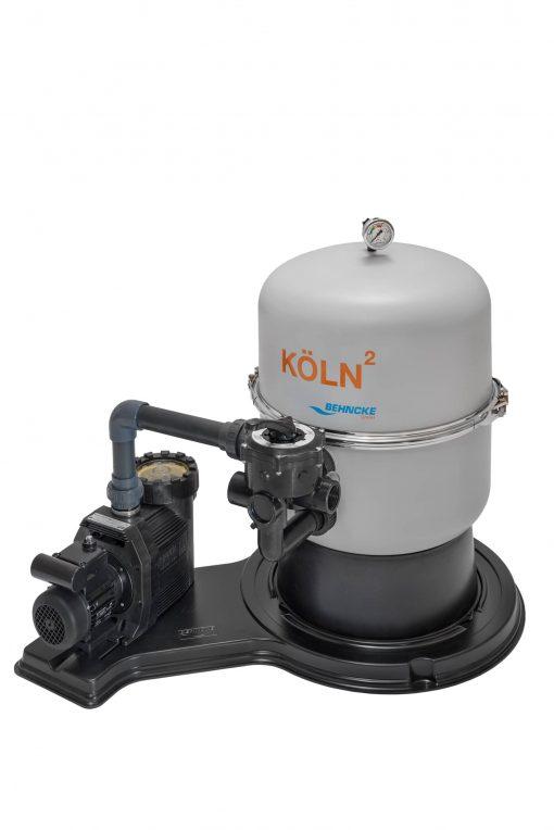 Behncke KÖLN2 Filteranlage