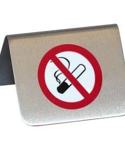 Tischwinkel m. Symbol Rauchverbot