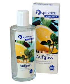 Sauna-Duftkonzentrat Citrus-Mint 190ml