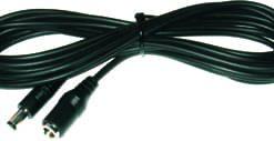 Verbindungskabel f. Farblichtgerät 3 m