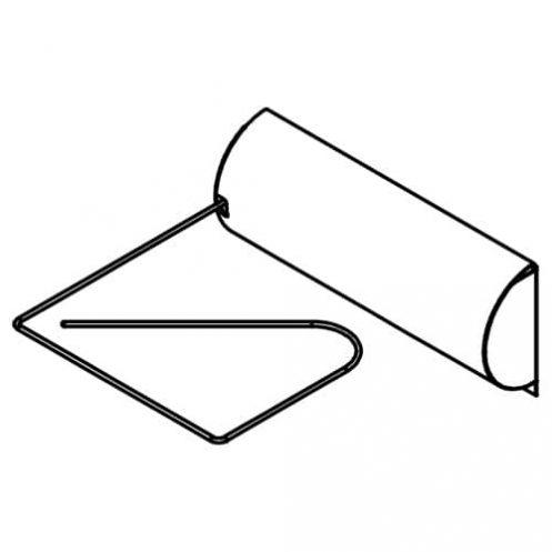 Abschaltwippe für Saunaheizgerät Typ 1