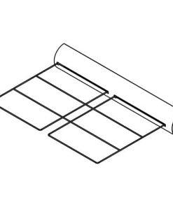 Abschaltwippe für Saunaheizgerät Typ 5