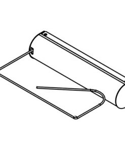 Abschaltwippe für Saunaheizgerät Typ 6