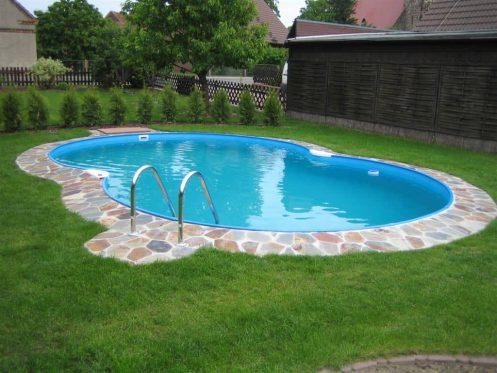 Ovalschwimmbecken SWIM Innenhülle 0