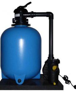 OKU BALI Premium (feste Verrohrung) mit Pumpe AquaPlus 11 500mm Bild 1