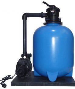 OKU BALI Premium (feste Verrohrung) mit Pumpe AquaPlus 11 500mm Bild 3