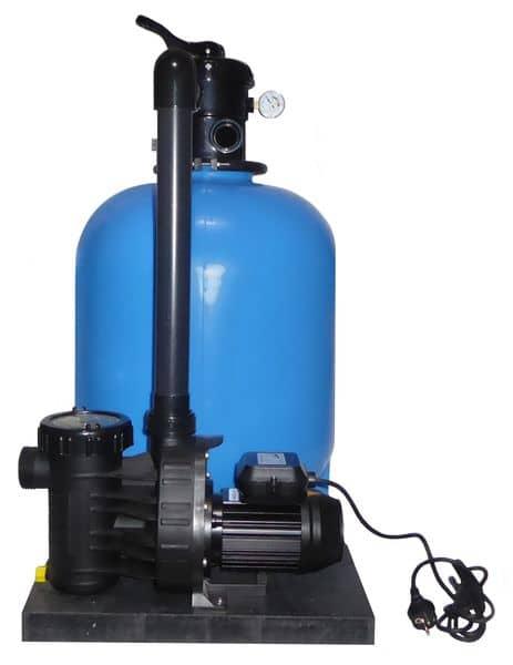 OKU BALI Premium (feste Verrohrung) mit Pumpe AquaPlus 11 500mm Bild 2