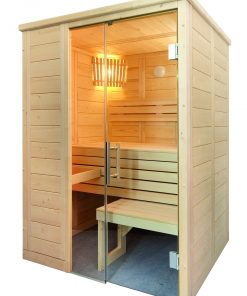 sentiotec Massivsauna Alaska Mini
