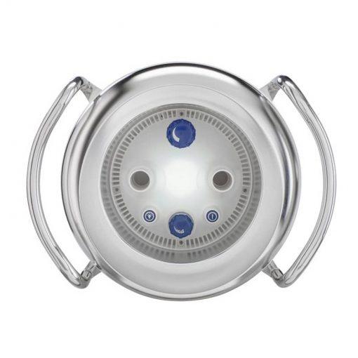 Speck Einbau-Gegenstromanlagen BADU JET Primavera Fertigmontagesatz 400V LED multicolor