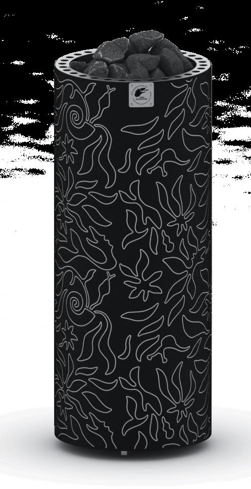 Sawotec Dragonfire Fiber Jungle Design-Säulenofen 9