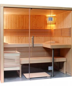 sentiotec Elementsauna Panorama Small