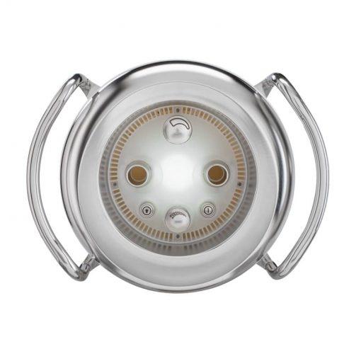 Speck Einbau-Gegenstromanlagen BADU JET Primavera Deluxe Fertigmontagesatz 400V LED multicolor